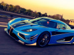 Final Koenigsegg Agera RS during Vmax200 event in April, 2018