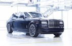 7th-gen Rolls-Royce Phantom production ends after 13 years