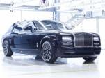Final seventh-generation Rolls-Royce Phantom