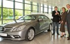 First Mercedes Benz E-Class Coupe delivered to customer in Germany