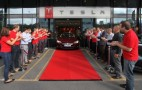 First 2013 Tesla Model S Delivered Outside North America--In Oslo