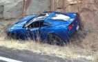 First 2014 Chevy Corvette Stingray Crashed: Official Explanation