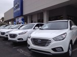 First 2015 Hyundai Tucson Fuel Cell Delivered In California