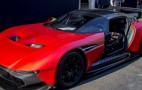 American Aston Martin Vulcan Buyer Takes Delivery: Video