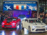 First batch of 2016 Chevrolet Camaros en route to dealers
