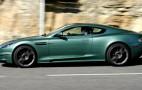 First Drive: Aston Martin DBS