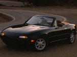 First-gen Mazda MX-5 Miata, launched in 1989