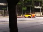 First Lamborghini Huracan drifts in U.S. video shoot