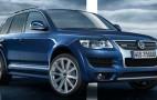 First look: Volkswagen Touareg R50