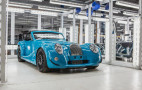 First Morgan Aero 8 GT rolls off the line