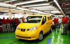NYC's Nissan NV200 Taxi Of Tomorrow Rolls Off Lines In Mexico
