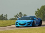 Acura NSX Hybrid Supercar To Make On-Track Debut At Mid-Ohio