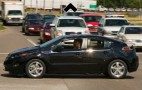 Pre-Production Chevrolet Volt Spotted On Streets of Detroit