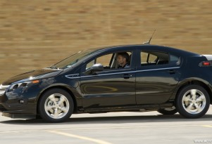 first pre production chevrolet volt prototype 001