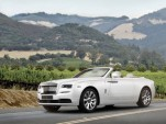 First Rolls-Royce Dawn in North America