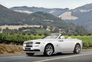First Rolls-Royce Dawn in North America
