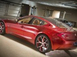 Fisker Atlantic (Project Nina) leaked