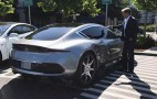 Fisker EMotion 400-mile electric sedan seen in the metal for first time