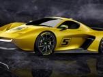 Fittipaldi EF7 Vision Gran Turismo by Pininfarina