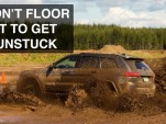 Five things you should never do with a 4x4 vehicle