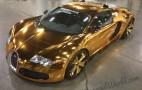 Meet Flo Rida's Gold Chrome Bugatti Veyron