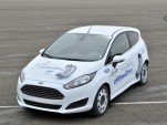 Ford and Schaeffler eWheelDrive electric Fiesta prototype
