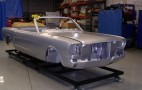 Build A Brand-New 1965 Mustang Convertible With A Ford-Approved Body Shell