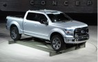 Next Ford F-150: Advanced Materials Likely, Hybrid Powertrain Possible