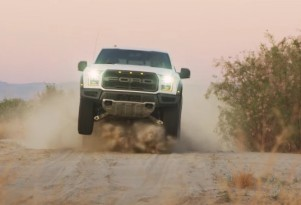 Ford boosts the off-road performance of the 2017 Raptor