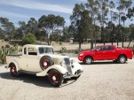 Ford Celebrates 80th Anniversary Of Australian 'Ute' Pickups