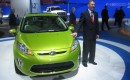 Ford CEO Alan Mulally at 2010 Washington DC Auto Show