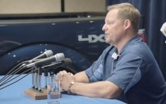 Ford's 'Press Conference' TV Spot Critical Of GM, Chrysler Bailout