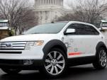 Ford Edge HySeries plug-in hybrid