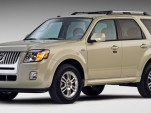 Ford Escape and Mercury Mariner updated for 2009
