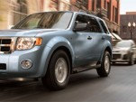 Ford: Escape beats Toyota and Honda in safety, efficiency