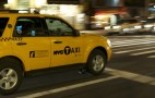 NYC's Hybrid Taxis Stay On The Road As Sandy Gas Shortages Hit