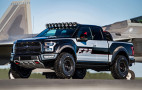 F-22-inspired F-150 Raptor raises $300K at 2017 EAA AirVenture auction
