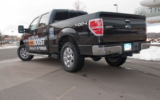 Driven: 2011 Ford F-150 EcoBoost Proves a V6 Can Make the Grade