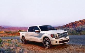 Ford Unveils Limited Edition 2012 Harley-Davidson F-150