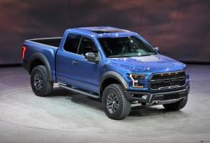 2017 Ford F-150 Raptor, 2015 Detroit Auto Show