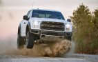 Video shows Ford's new F-150 Raptor pushed to the limits