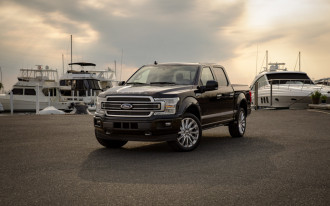 2019 Ford F-150 Limited: more power, more luxury