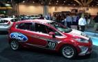 Ford Fiesta B-Spec Race Car: 2011 SEMA Live Photos
