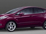 Ford Fiesta five-door debuts at Geneva