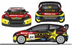 Trio of rally-spec Ford Fiestas to tackle X Games
