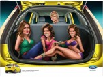 Ford Figo ad featuring Paris Hilton and the Kardashians