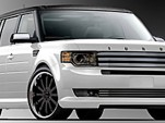 Ford Flex by 3dCarbon