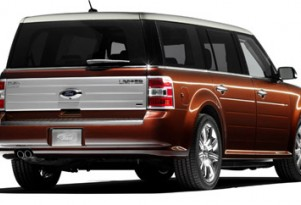 Ford Flex finally enters production