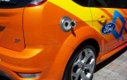 2012 Ford Focus Electric: 120-Volt Charging 'Convenience Cord'