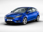 2015 Ford Focus To Offer Fuel-Efficient 1.0 EcoBoost Option In U.S.